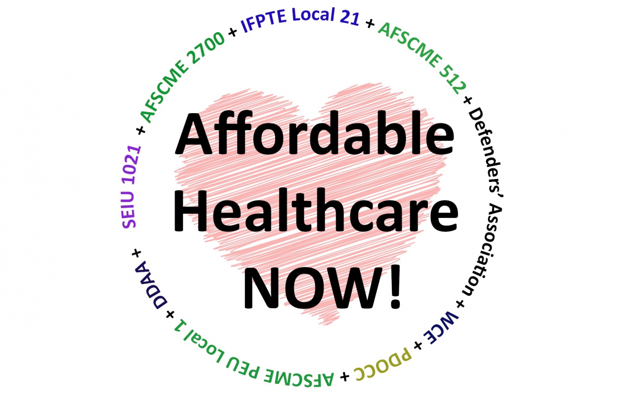 Affordable Healthcare for Contra Costa County Workers Now!