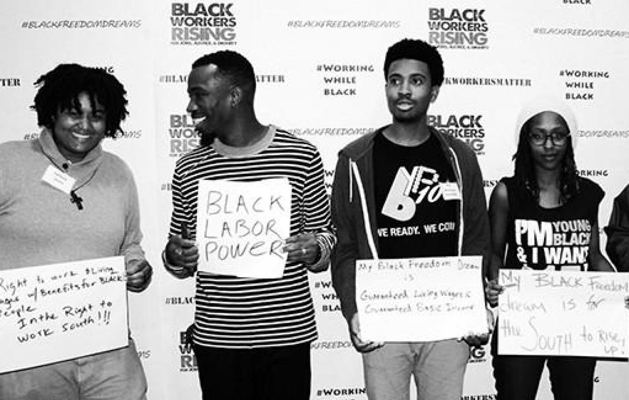 Graduates of the C.L. Dellums African American Leadership School