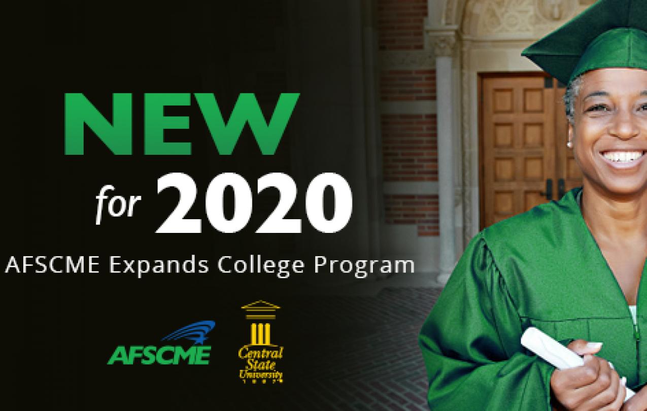 AFSCME College Benefit