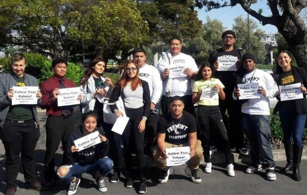 Support OUSD High Schools: Tell Ed4Change to Drop Their Charter Appeal!