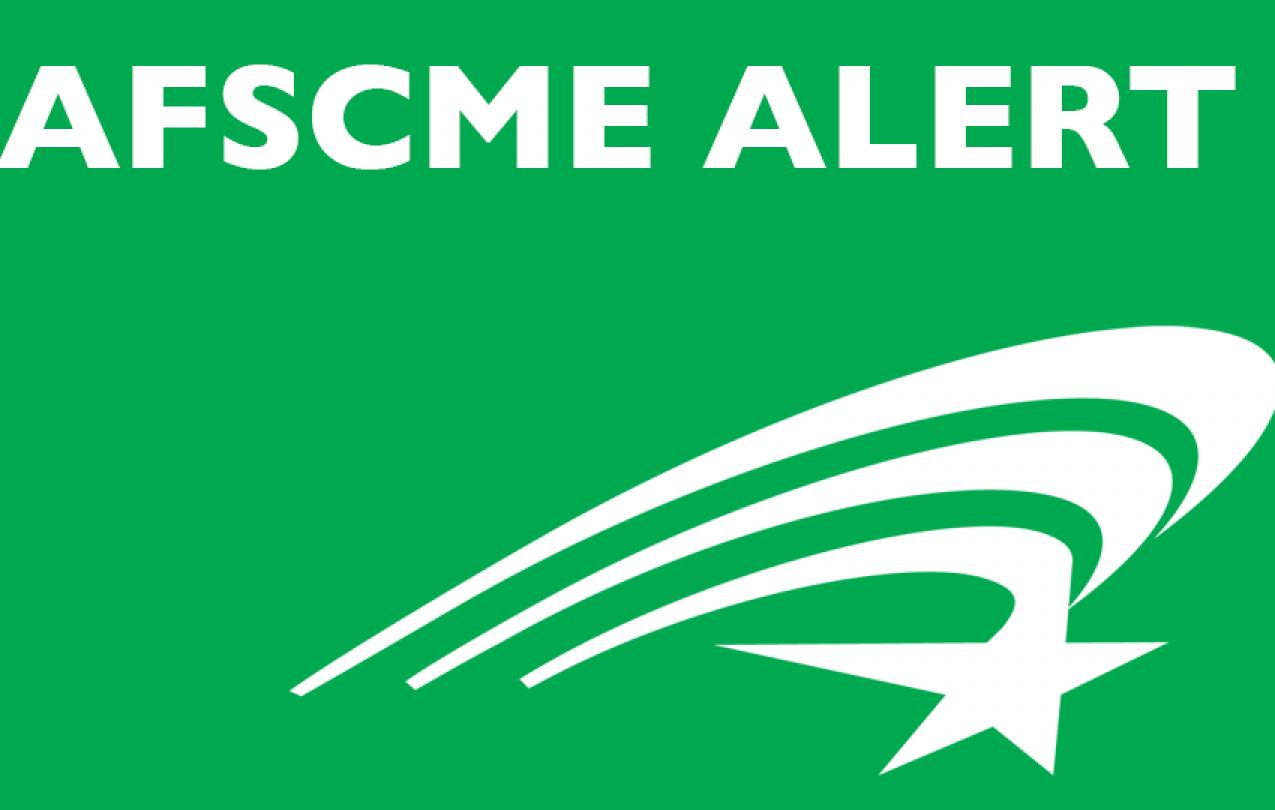AFSCME Alert