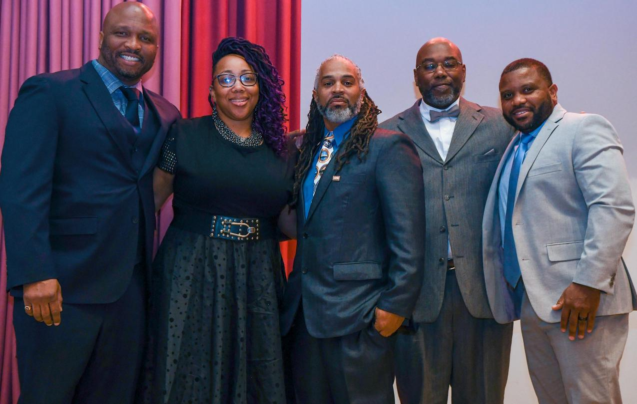 Council 57 President Honored by Black Labor Organization