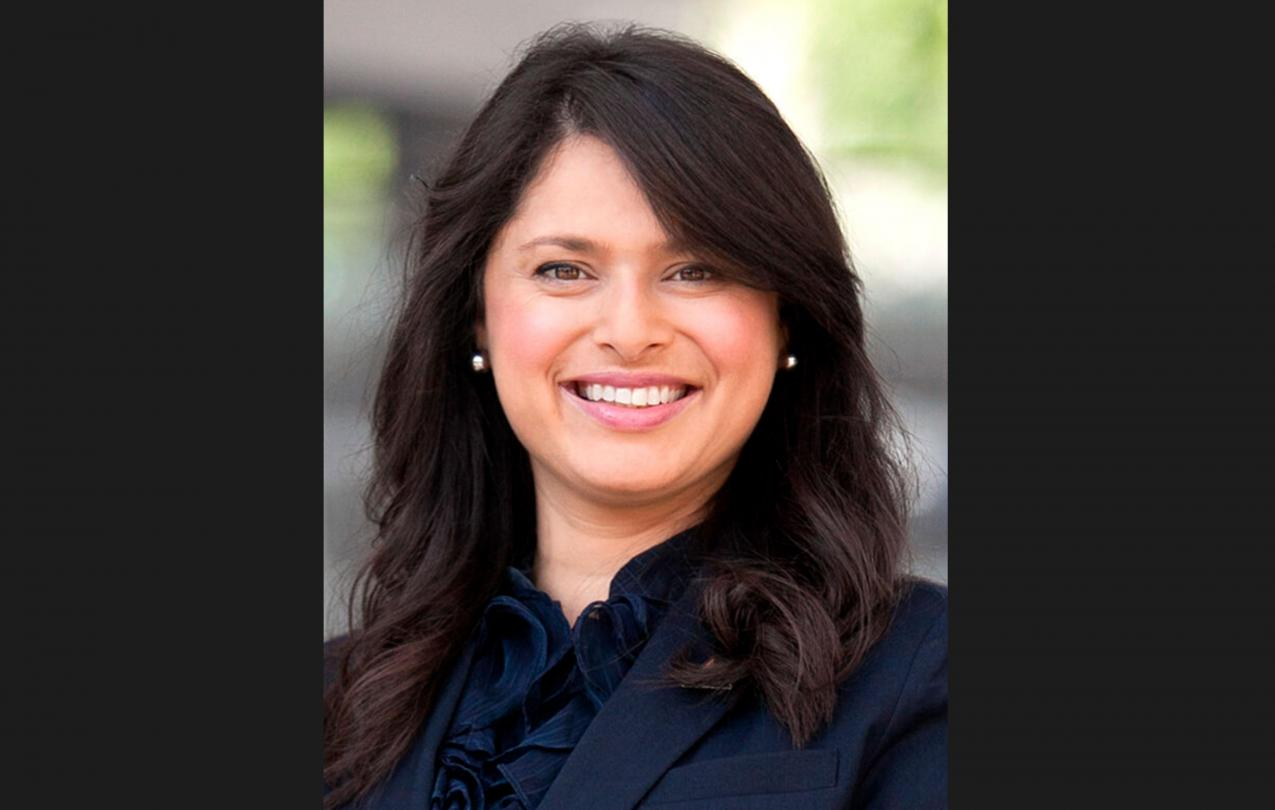 Priya Mathur (Photo courtesy of CalPERS)