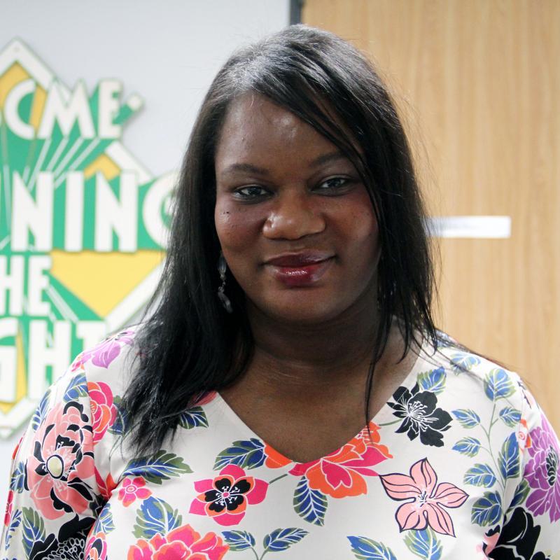 Belinda Malone, AFSCME Council 57 Treasurer