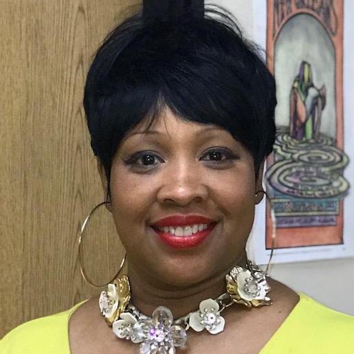 Danielle Dixon, Administrative Services Manager