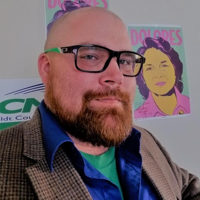Drew Redden - AFSCME Council 57 Business Agent