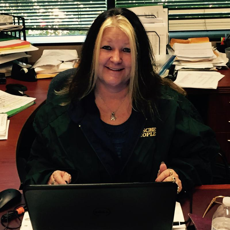 Wendy Pelletier - AFSCME Council 57 Business Agent
