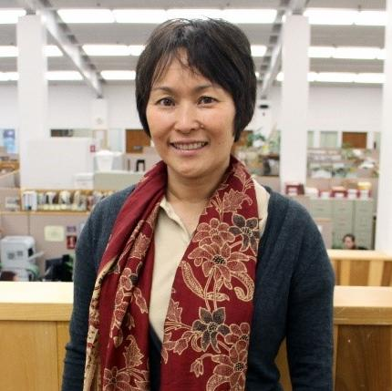Eri Glans-Suzuki, AFSCME Council 57 Executive Board Member