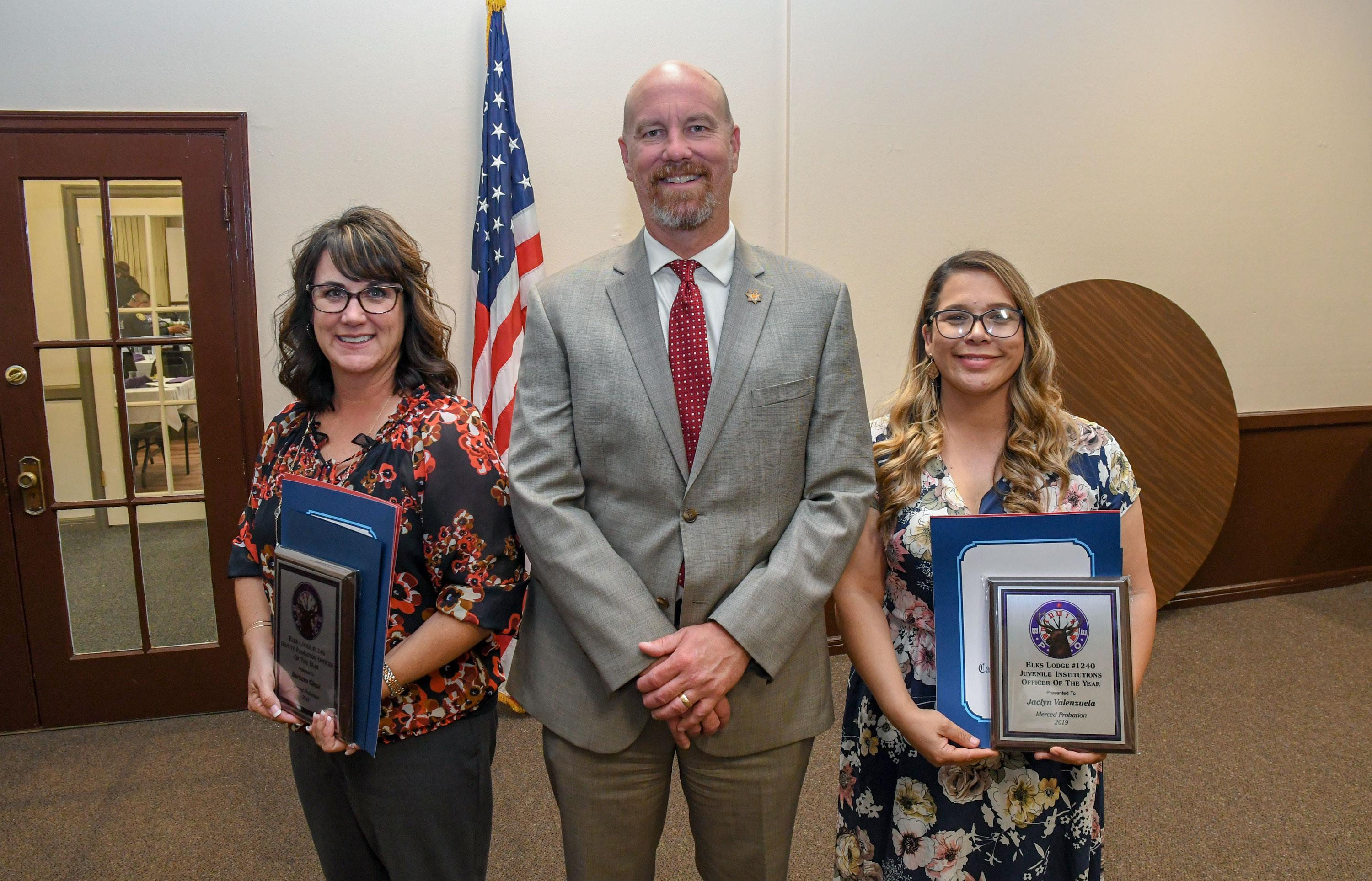 2019 Merced County Law Enforcement Officer of the Year Awards