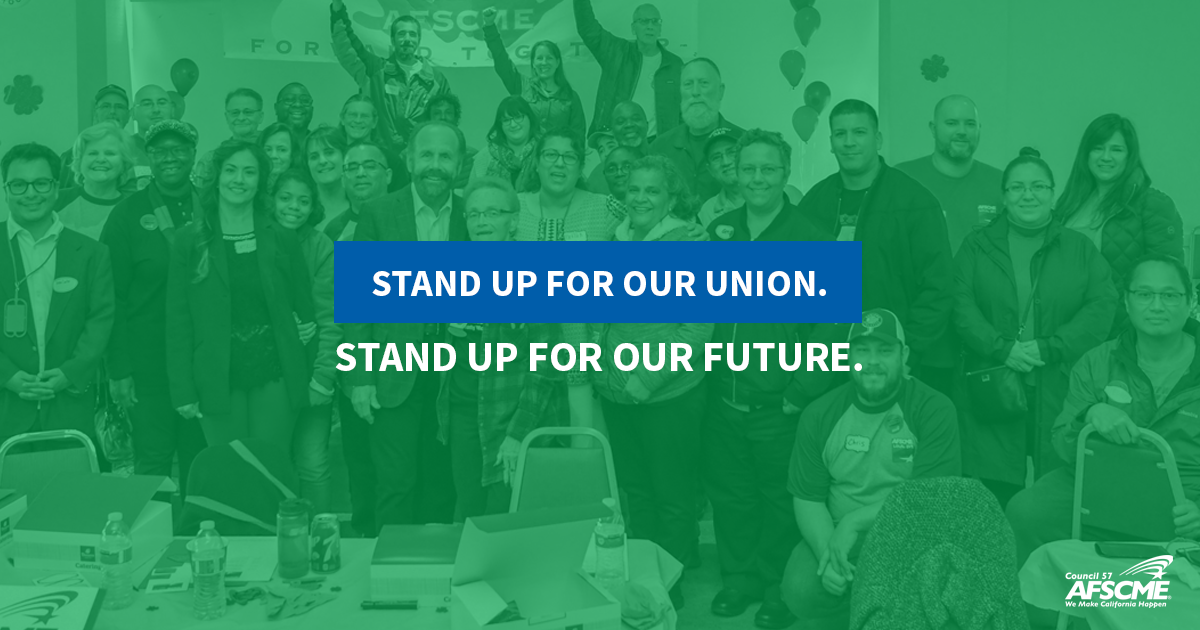 Stand Up for Our Union